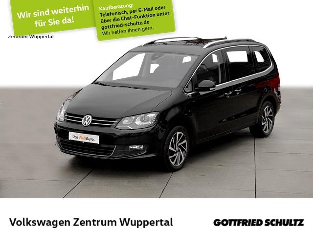 Volkswagen Sharan 2,0 TDI JOIN DSG NAVI XENON STANDHZG PDC, Jahr 2018, Diesel