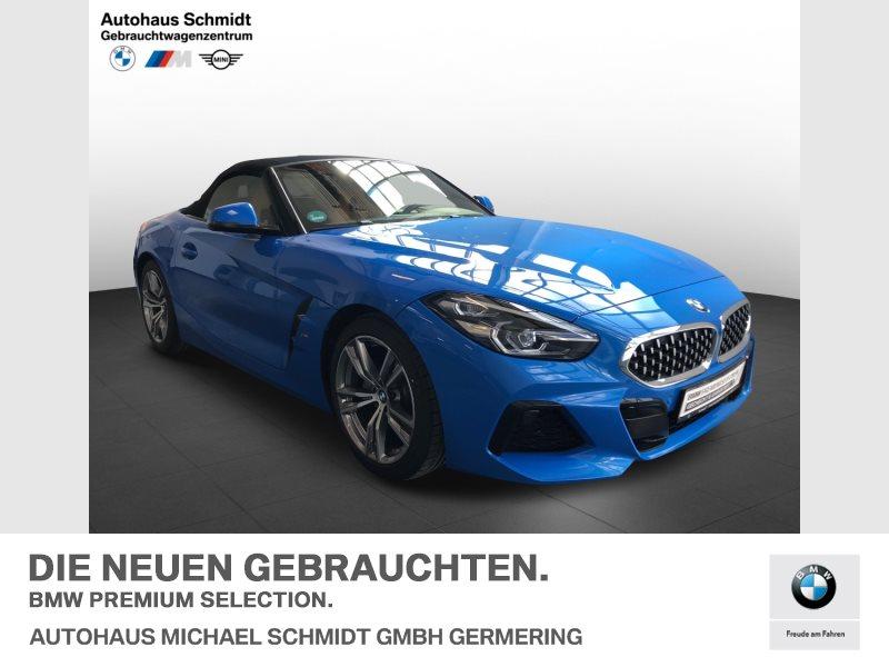BMW Z4 sDrive20i M Sportpaket*18 Zoll*Live Cockpit Prof*Harman Kardon*, Jahr 2020, Benzin