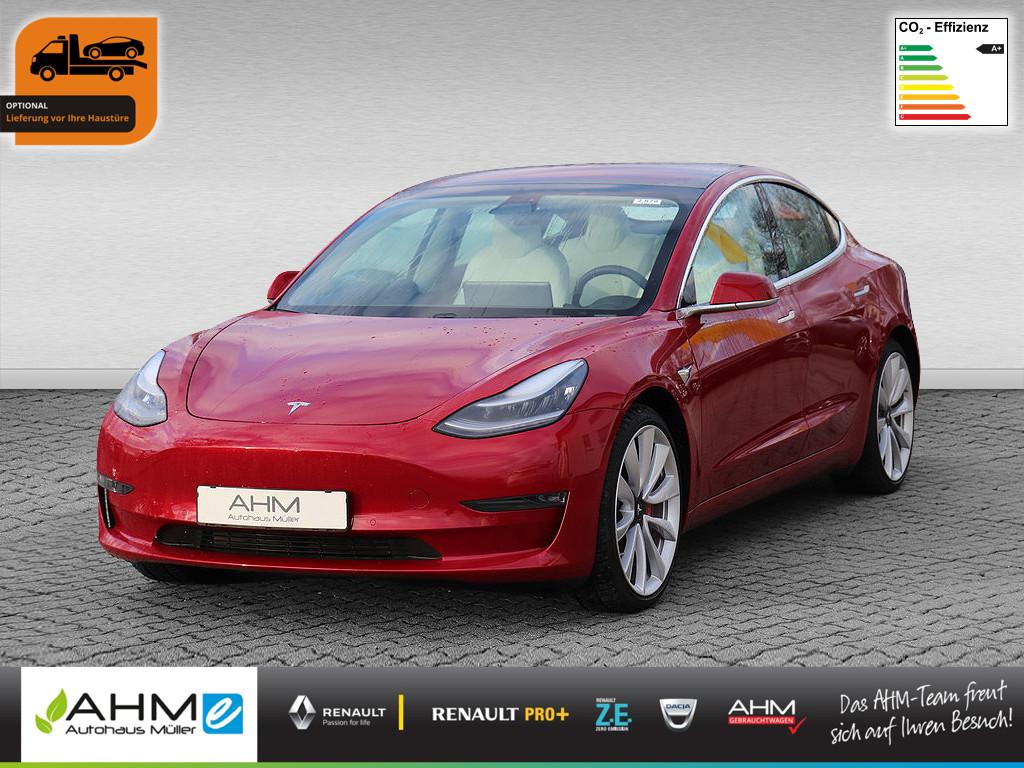 Tesla Model 3, Jahr 2019, electric