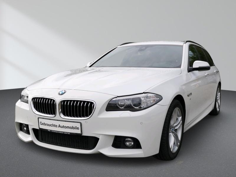 BMW 530d xDrive Touring M Sportpaket Innovationsp., Jahr 2015, Diesel