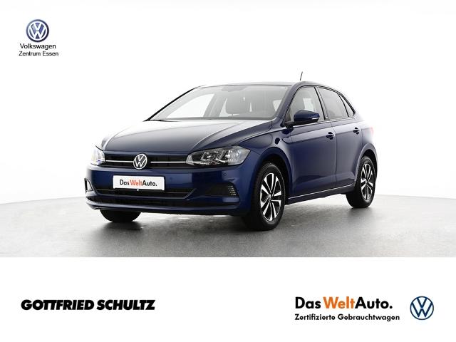 Volkswagen Polo United 1 0 AppConn SHZ DAB, Jahr 2021, Benzin