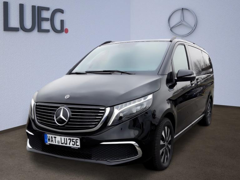 Mercedes-Benz EQV 300 L lang 7-Sitzer/MBUX/Rückfahrkamera, Jahr 2020, Elektro