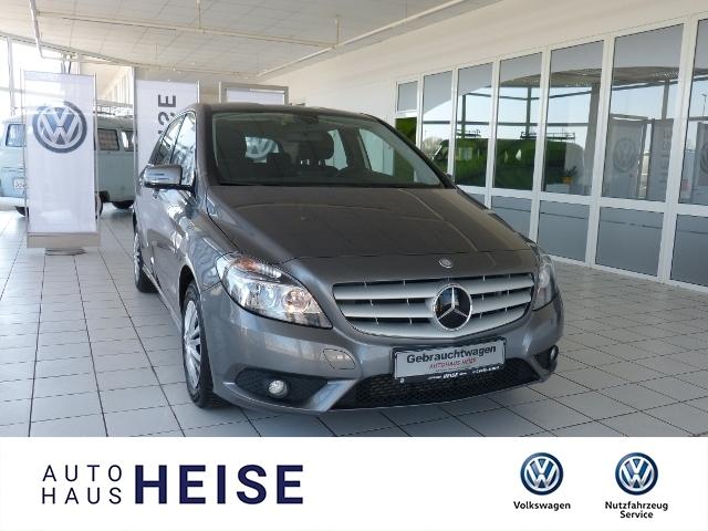 Mercedes-Benz B-Klasse B 180 BlueEfficiency/SHZ KLIMA, Jahr 2012, Benzin