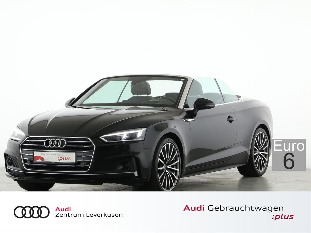 Audi A5 Cabriolet 2.0 sport S line, Jahr 2017, Diesel