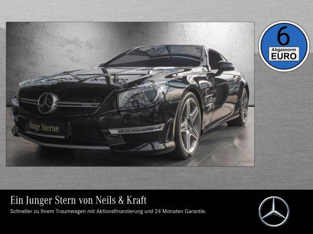 Mercedes-Benz SL 63 AMG DRIVERS+300 KM/H+TV+NACHTSICHT+BEOSOUN, Jahr 2015, Benzin