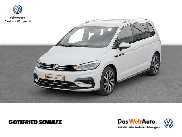 Volkswagen Touran 1 8 TSI R-LINE DSG NAVI LED KAMERA DAB KAMERA, Jahr 2018, Benzin