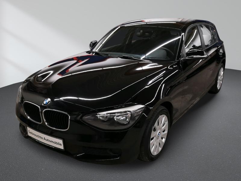 BMW 114i PDC Sitzhzg., Jahr 2012, Benzin
