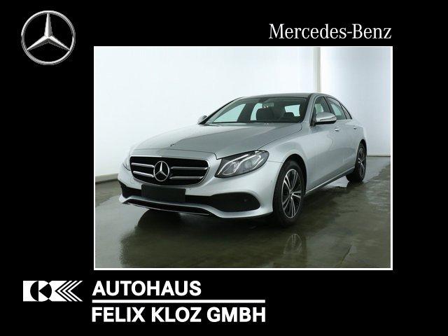 Mercedes-Benz E 200 Avantgarde Navi Totwinkel DAB LED Kamera, Jahr 2019, Benzin