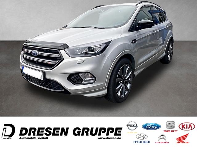 Ford Kuga ST-Line 2.0 TDCi 4x4+Xenon+AHK+Panorama+PDC, Jahr 2019, Diesel
