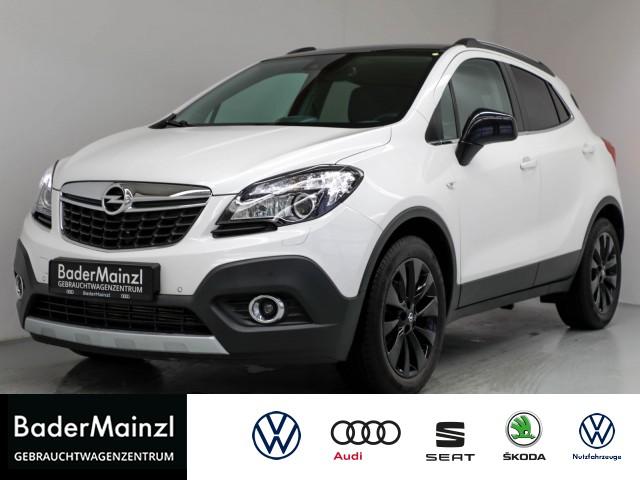 Opel Mokka CDTI 1.6 Color Innovation Kamera SiHei, Jahr 2015, Diesel