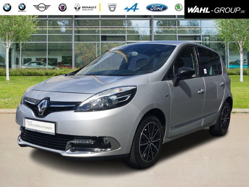 Renault Scenic Bose Edition TCe 130, Jahr 2014, Benzin