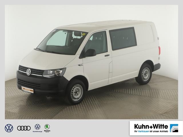 Volkswagen T6 Kombi 2.0 TDI EcoProfi *AHK*6-Sitze*Heckflüge, Jahr 2017, Diesel