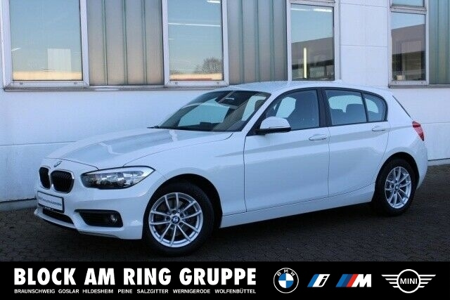 BMW 120i 5-Türer, Jahr 2016, Benzin
