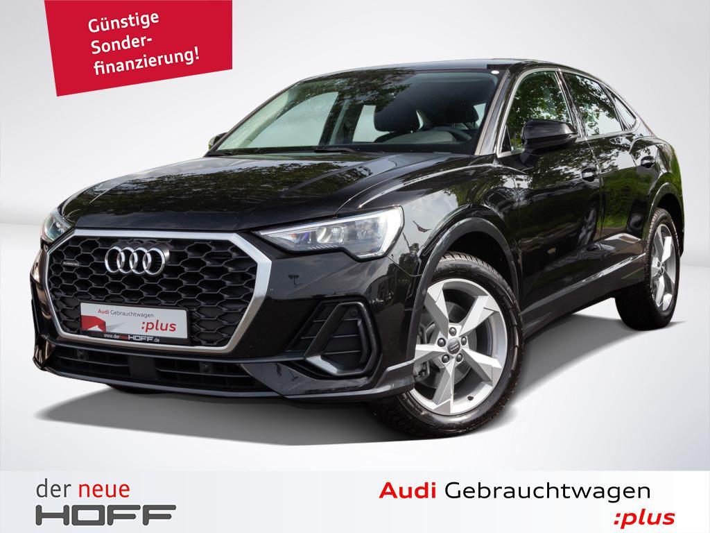 Audi Q3 Sportback quattro Leder Navi AHK el. Heckklap, Jahr 2021, Benzin