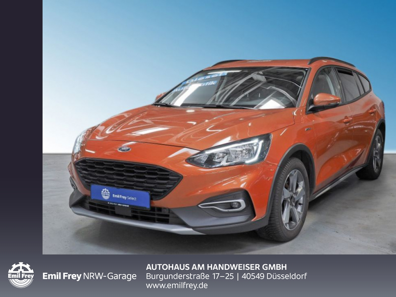 Ford Focus ACTIVE Turnier 1.5 EcoBlue Automatik, Jahr 2019, Diesel