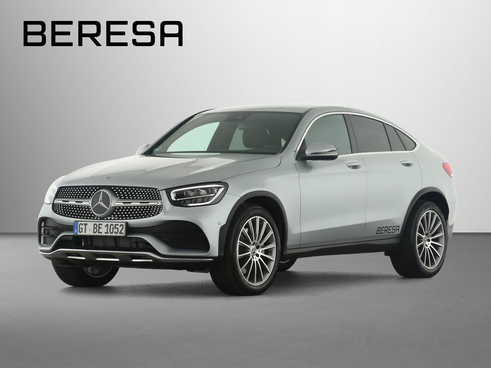 Mercedes-Benz GLC 200 4M Coupe AMG MBUX AHK 20'' LED Kamera, Jahr 2021, Benzin