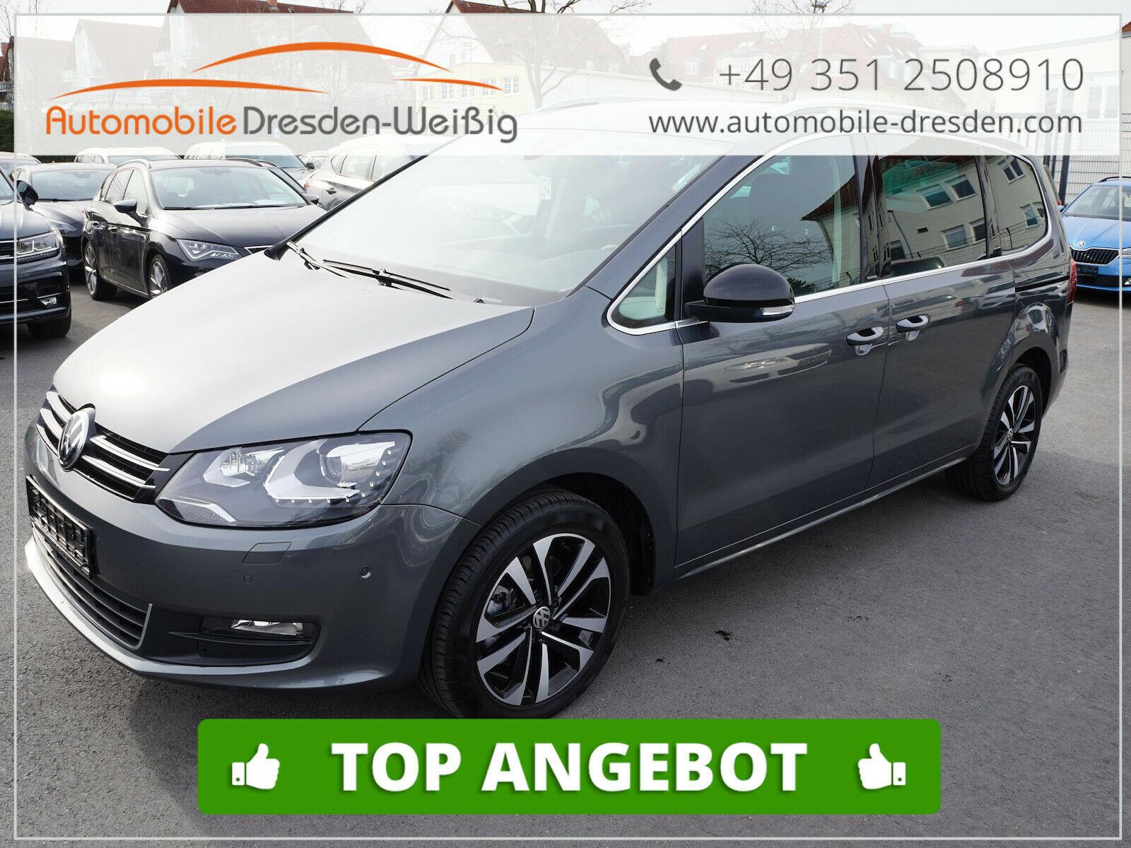 Volkswagen Sharan 1.4 TSI DSG IQ.DRIVE*ACC*-34% von UPE*, Jahr 2019, Benzin