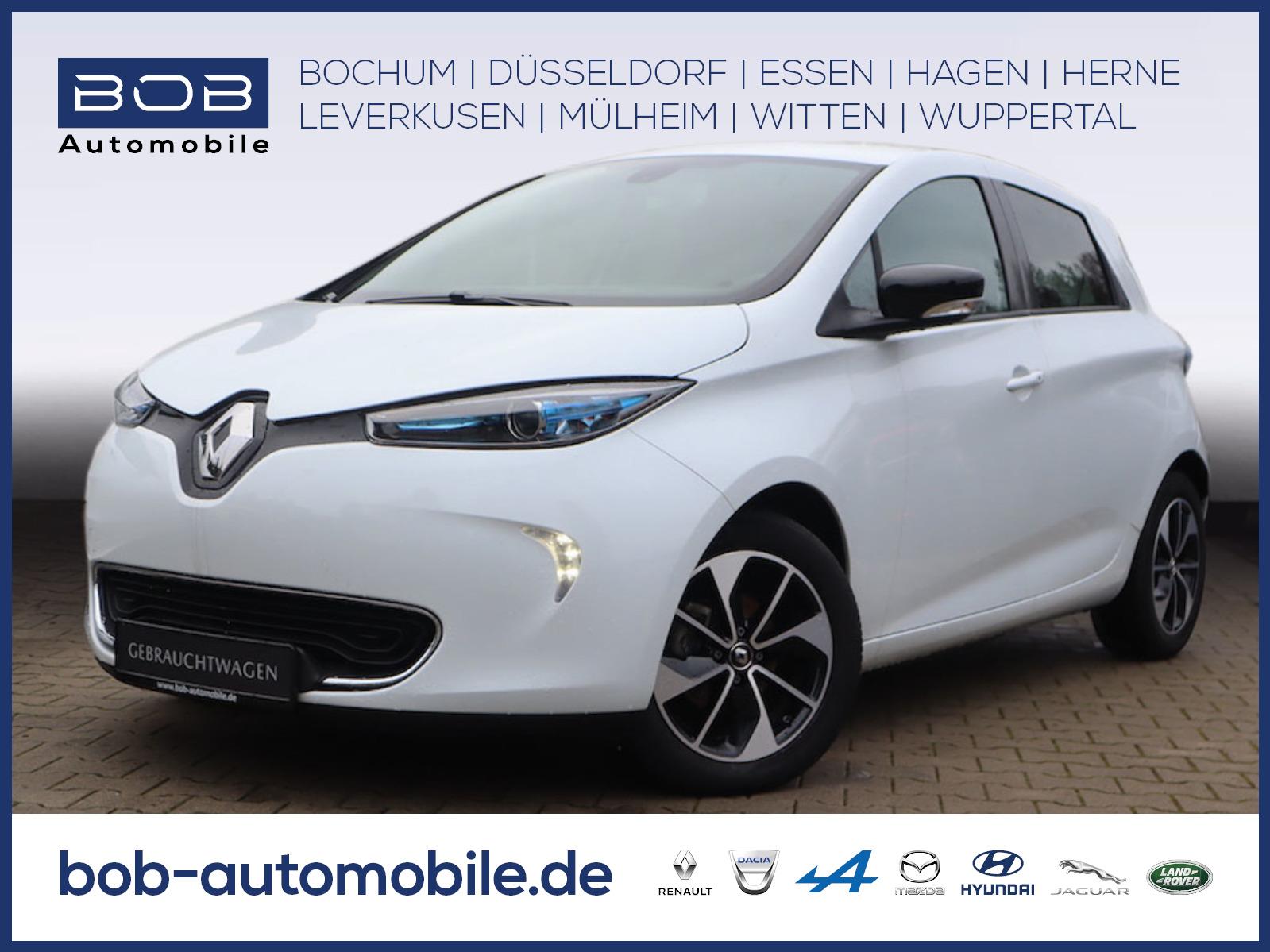Renault ZOE 41kwh NAVI PDC, Jahr 2017, Elektro