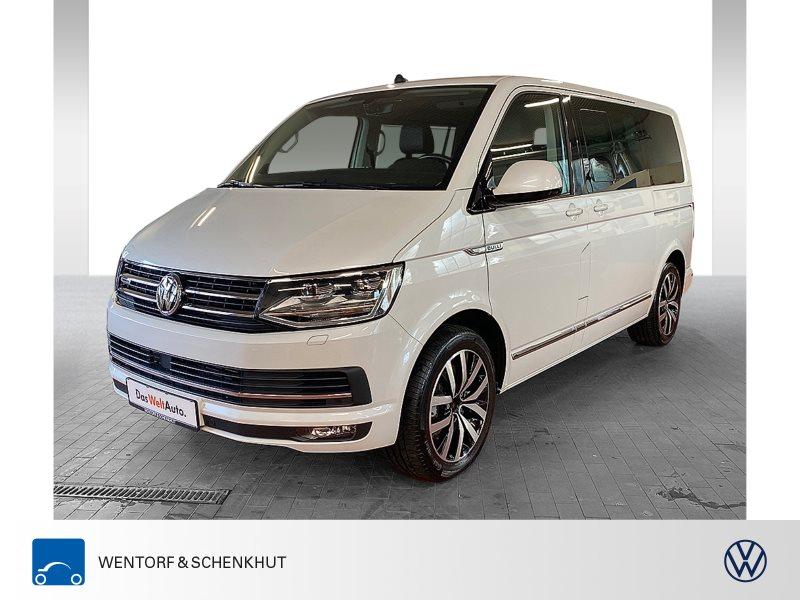 Volkswagen Multivan 2.0 TSI 4Motion Highline Mediaplus Rearseat Leder Standheizung DCC, Jahr 2017, Benzin