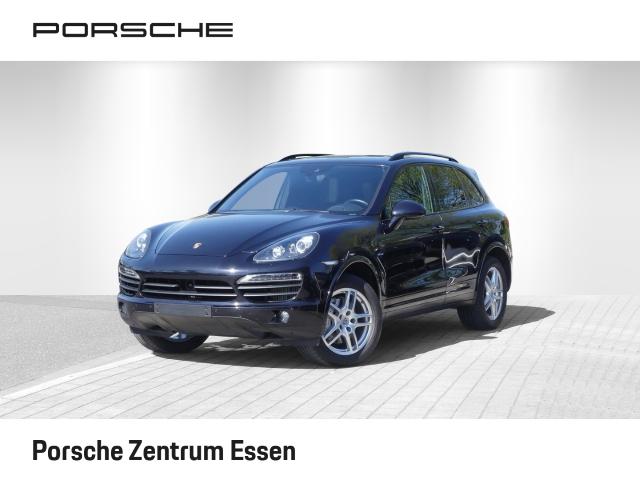 Porsche Cayenne S Diesel / Rückfahrkam. Privacyverglasung BT Bose Tel.-Vorb., Jahr 2013, Diesel