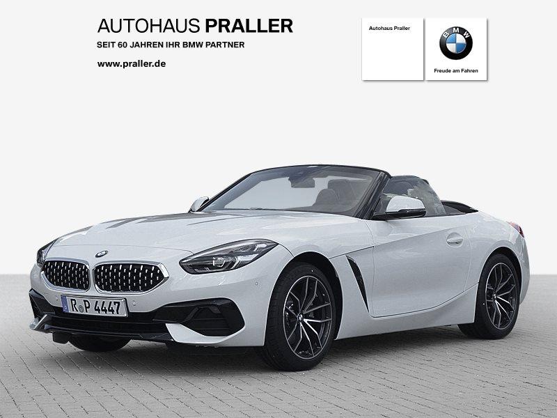 BMW Z4 sDrive20i Automatik Sport Line Navi DAB LED, Jahr 2020, Benzin