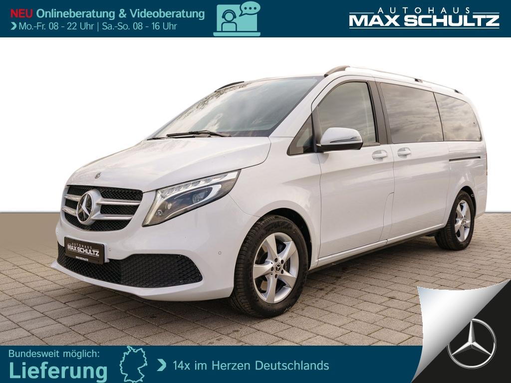 Mercedes-Benz V 300 d lang *MBUX*LED*Edition*Digitales Radio*, Jahr 2020, Diesel