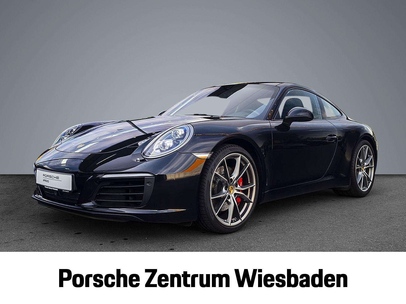 Porsche 911 Carrera S, Jahr 2016, Benzin