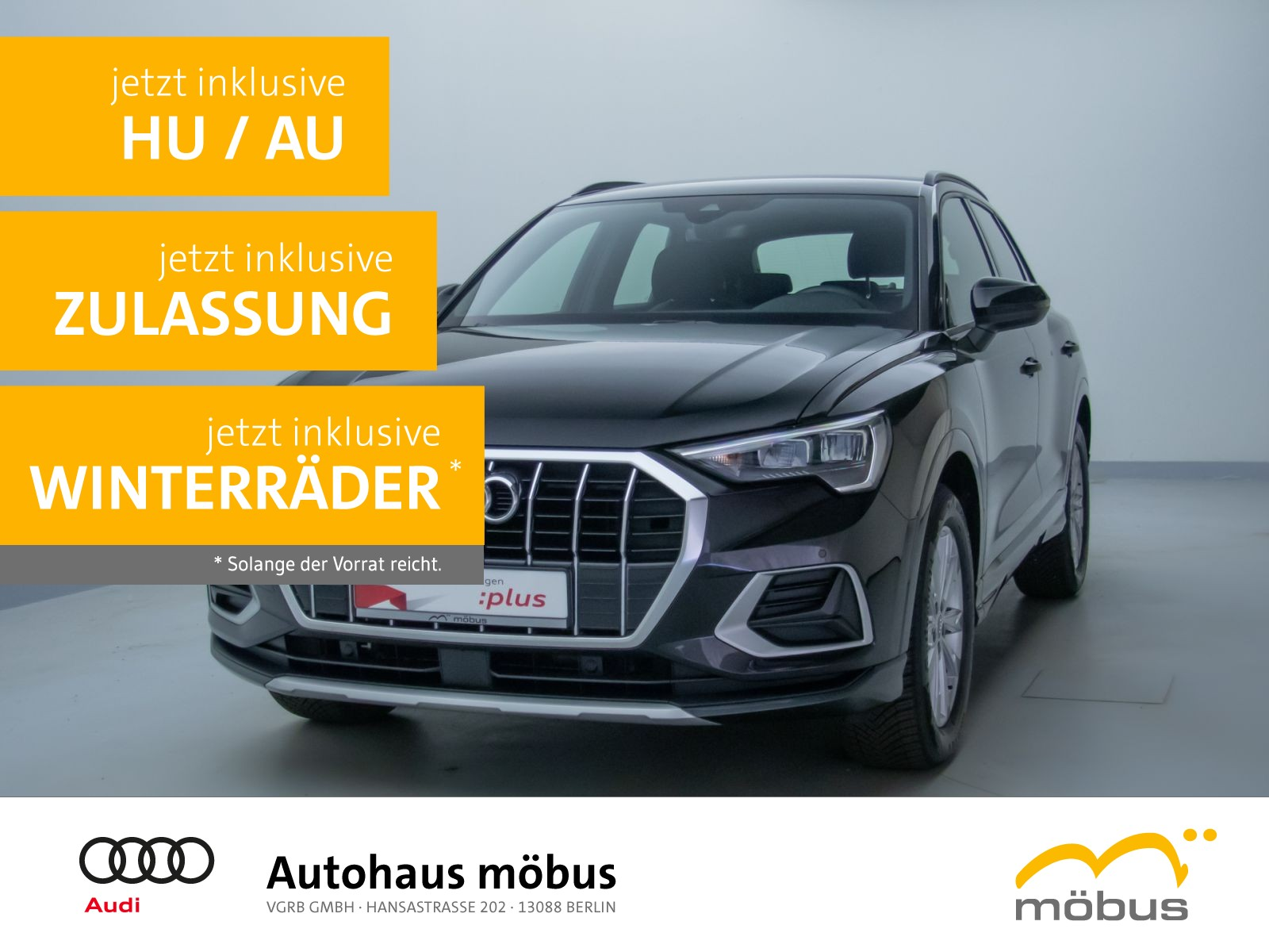 Audi Q3 advanced 35 TDI S-TRO*DAB*AVC*NAVI*SHZ*ALLSEA, Jahr 2020, Diesel