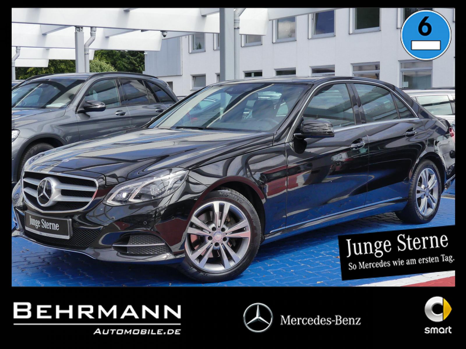 Mercedes-Benz E 250 Avantgarde Distronic+Schiebedach+Comand+SHZ, Jahr 2015, Diesel