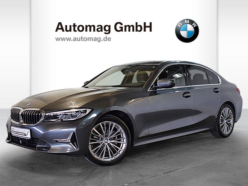 BMW 320d xDrive Lim*LuxuryLine*HeadUp*Laser*Glasdach*, Jahr 2018, Diesel