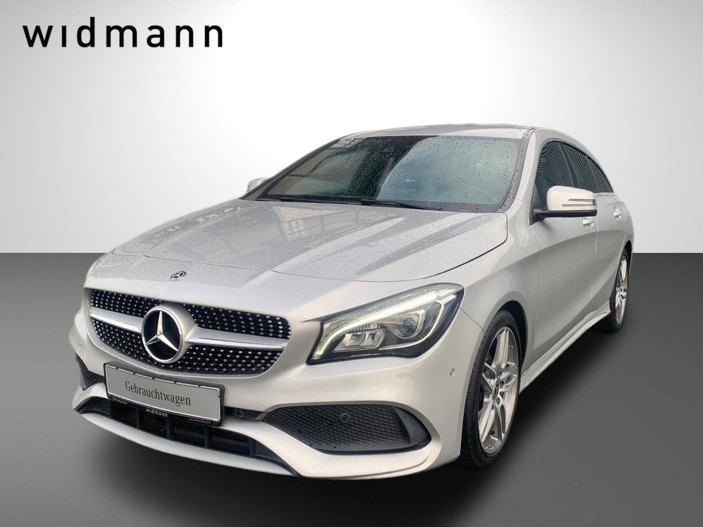 Mercedes-Benz CLA 200 Shooting Brake **AMG*LED*Navigation*PDC*, Jahr 2017, Benzin