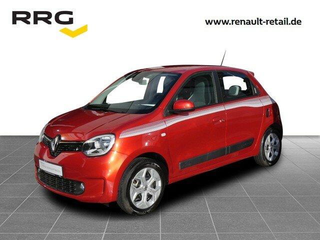 Renault Twingo SCe 65 Limited 0,99% Finanzierung !!! Si, Jahr 2021, Benzin