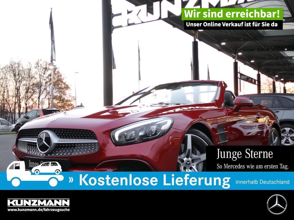Mercedes-Benz SL 400 AMG Comand LED Kamera Panorama-Variodach, Jahr 2020, Benzin