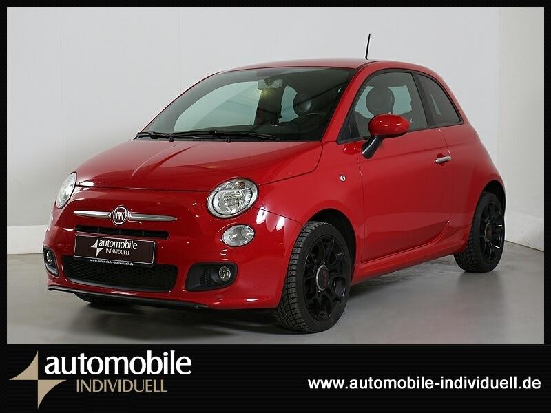Fiat 500 MP3 Klima 16Zoll, Jahr 2015, Benzin