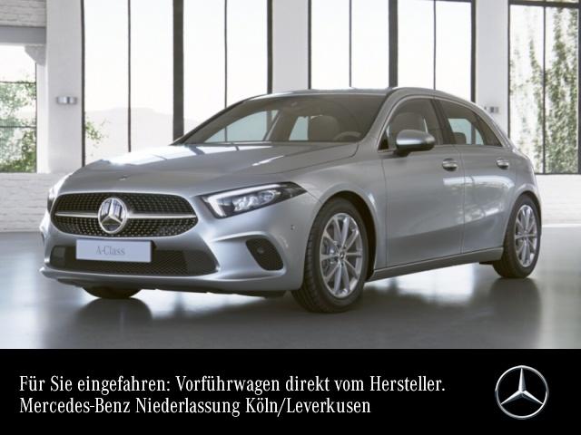 Mercedes-Benz A 160 PROGRESSIVE+LED, Jahr 2021, Benzin