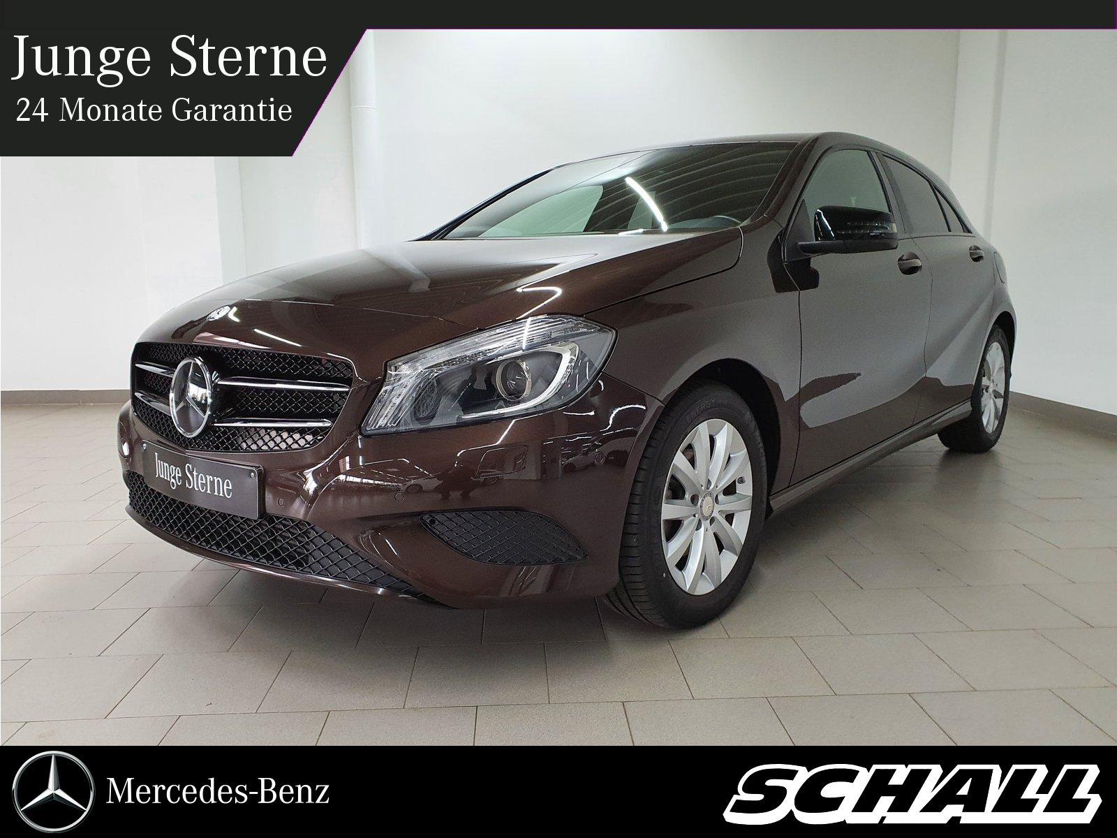 Mercedes-Benz A 180 CDI URBAN+BI-XENON+PARKTRONIC+SITZHEIZUNG, Jahr 2014, Diesel