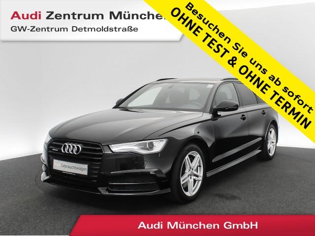 Audi A6 Avant 2.0 TFSI qu. BOSE Pano Leder Navi PhoneBox R-Kamera S tronic, Jahr 2018, Benzin