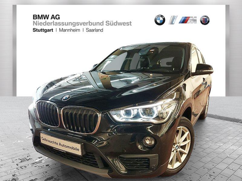 BMW X1 sDrive18i Advantage LED Pano.Dach RFK Navi, Jahr 2017, Benzin