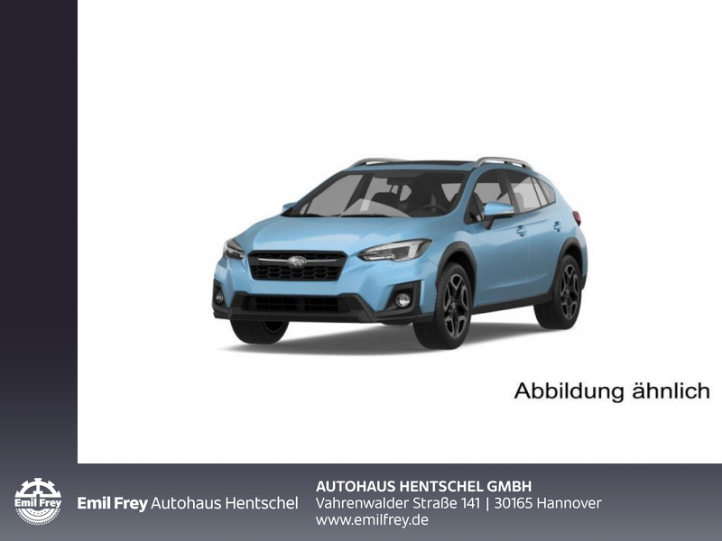 Subaru XV 1.6i Trend MJ20, Jahr 2020, Benzin