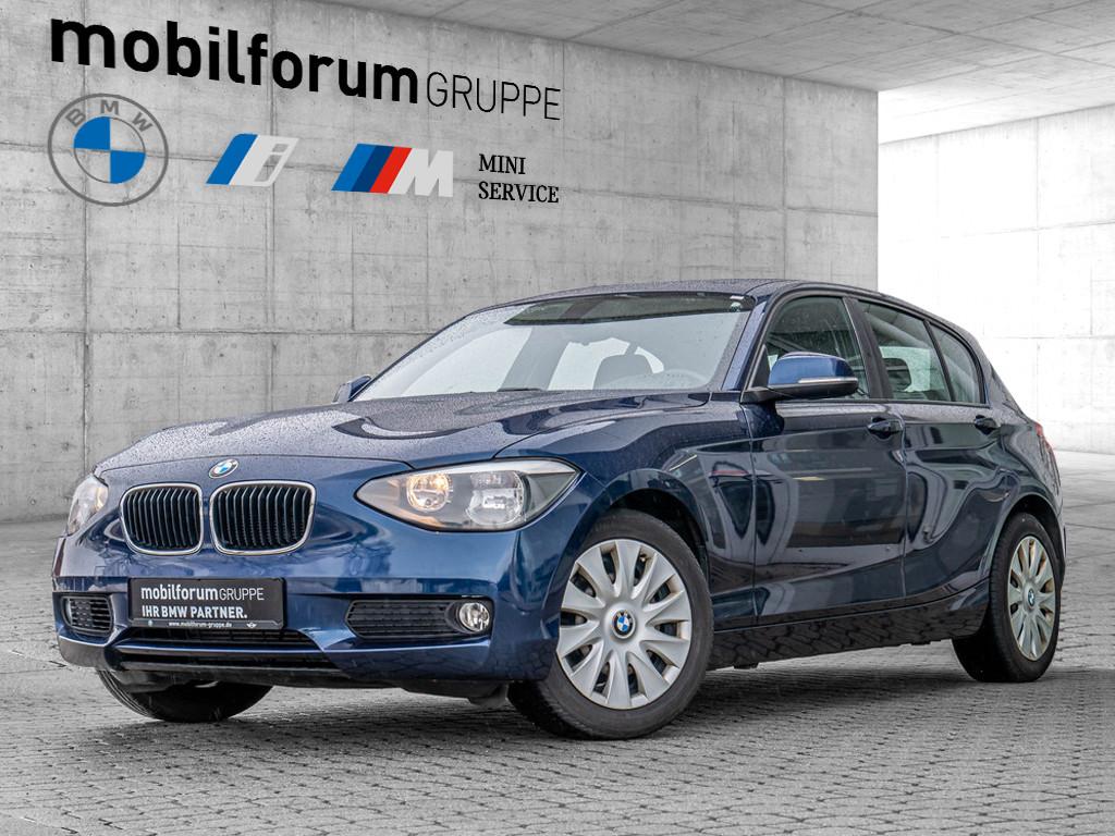 BMW 120d xDrive, Jahr 2013, Diesel