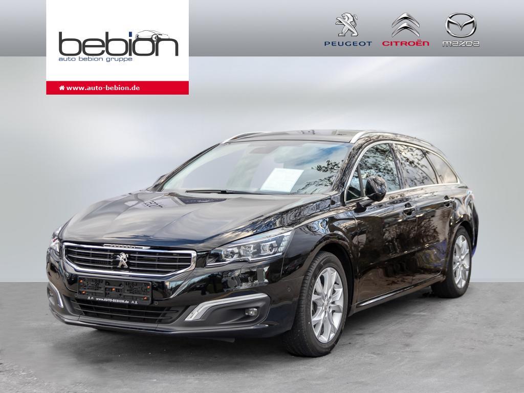Peugeot 508 SW Allure BlueHDi 120 S&S AT6 LED Navi Pano, Jahr 2017, Diesel