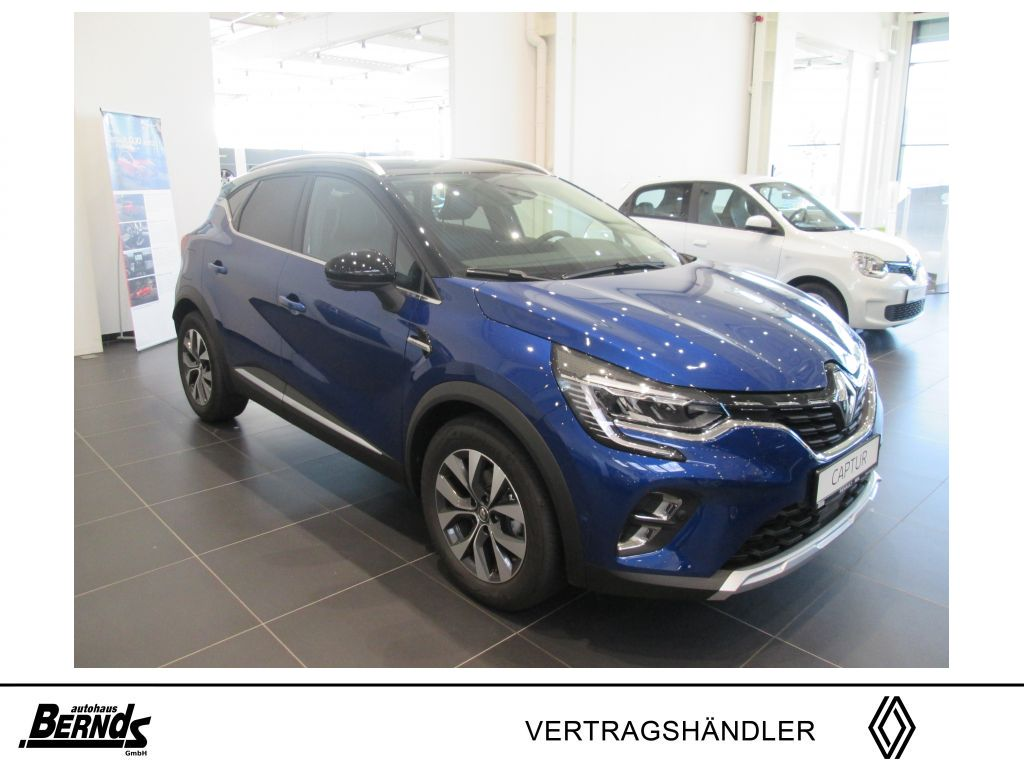 Renault Captur TCe 140 GPF EDITION ONE NAVI EASY PARKING, Jahr 2021, Benzin