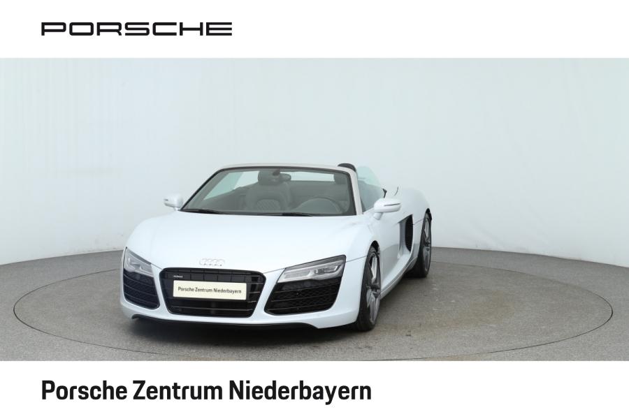 Audi R8 Spyder 4.2 FSI quattro S tronic | HomeLink |, Jahr 2015, Benzin