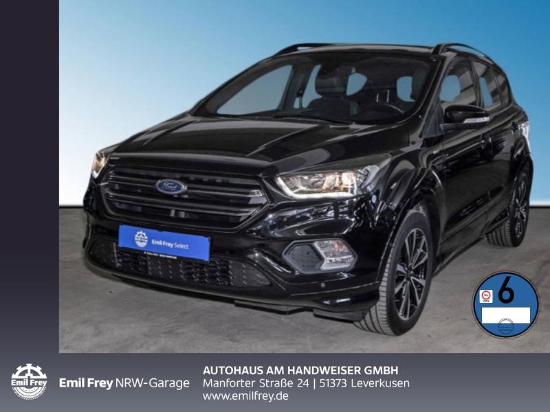 Ford Kuga 1.5 TDCi 2x4 Aut. ST-Line, Navi, Key-Free-Paket, Rückfahrkamera, Winter-Paket, Jahr 2017, Diesel
