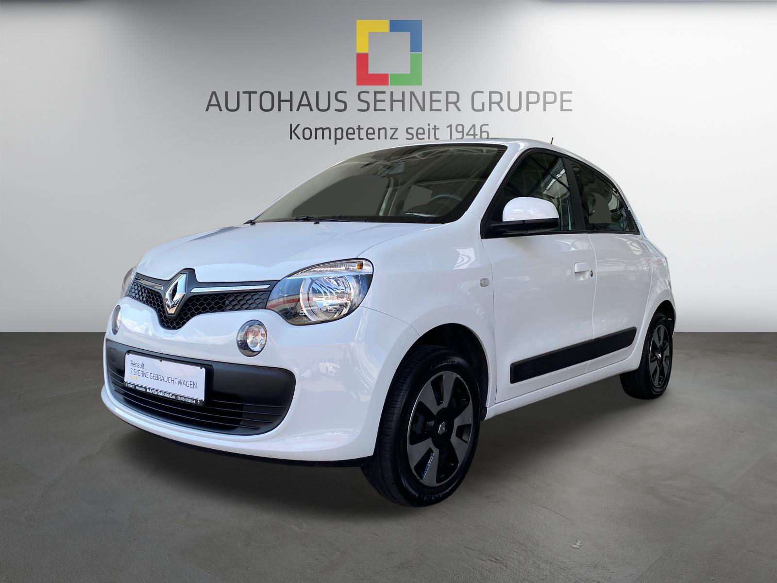 Renault Twingo Dynamique SCe 70 *KLIMA*, Jahr 2016, Benzin