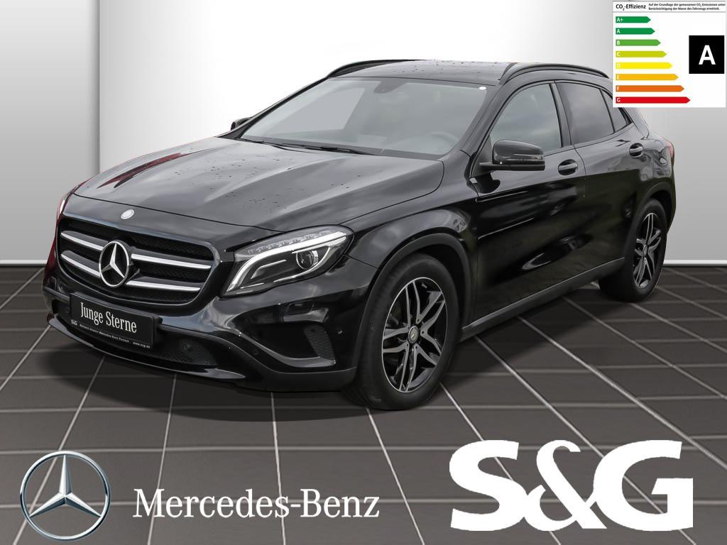 Mercedes-Benz GLA 220 CDI 4Matic Urban AHK/R.kamera/Night-Pake, Jahr 2014, Diesel