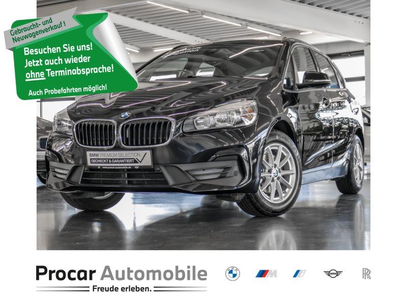 BMW 216d Active Tourer Aut Nav PDCv+h Shz el.Heckkl, Jahr 2019, Diesel