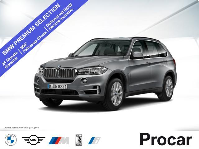 BMW X5 xDrive40d Head-Up H/K LED DA+ Pano Standhzg., Jahr 2017, Diesel