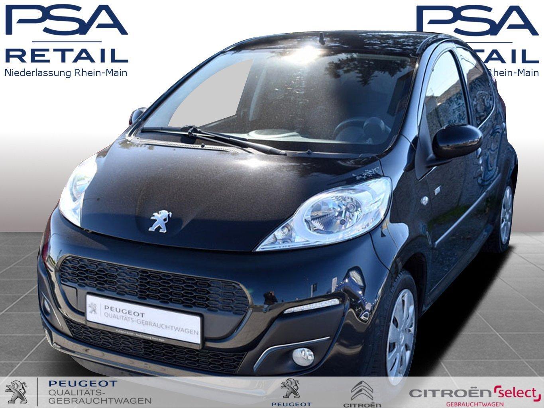 Peugeot 107 68 Style 5türig *Klima*Bluetooth*, Jahr 2014, Benzin