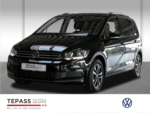 Volkswagen Touran 2.0 TDI United NAVI PANO KLIMA, Jahr 2020, Diesel
